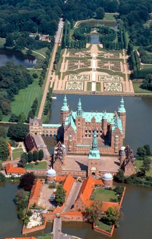 Frederiksborg Slotspark Hillerød