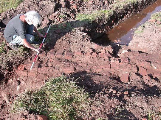 Storstensgrave omkring Helsingør