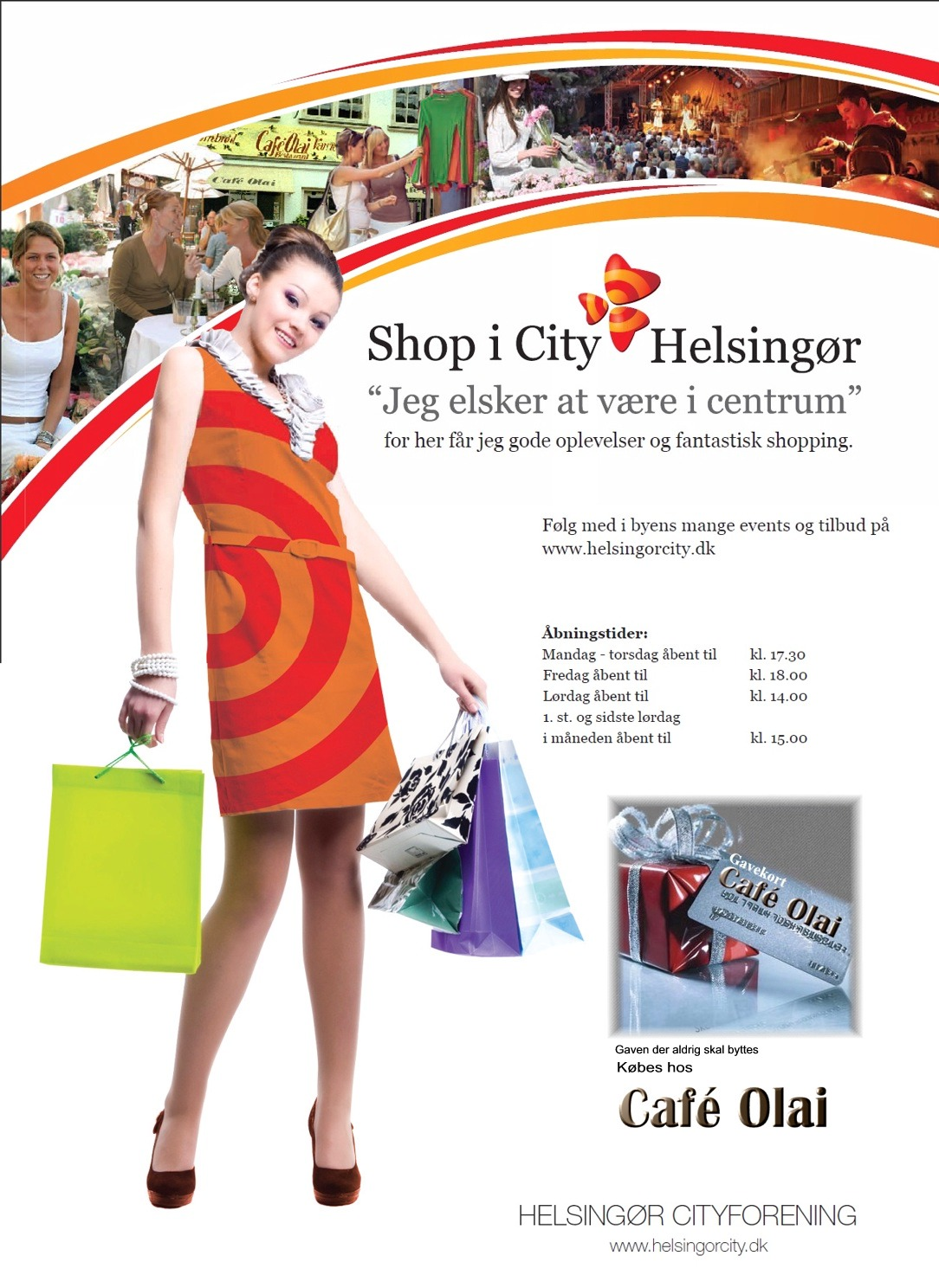 Shop Elsinore Denmark