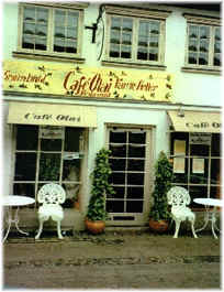 Café Olai Elsinore / Helsingør Denmark