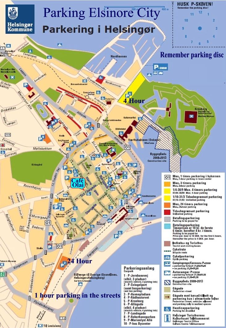parkering københavn søndag gratis