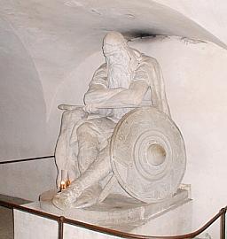 Holger Danske Hamlets Castle Kronborg Elsinore