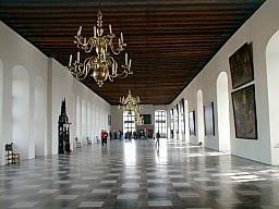 Dansesalen kronborg er Nordeuropas længste riddersal